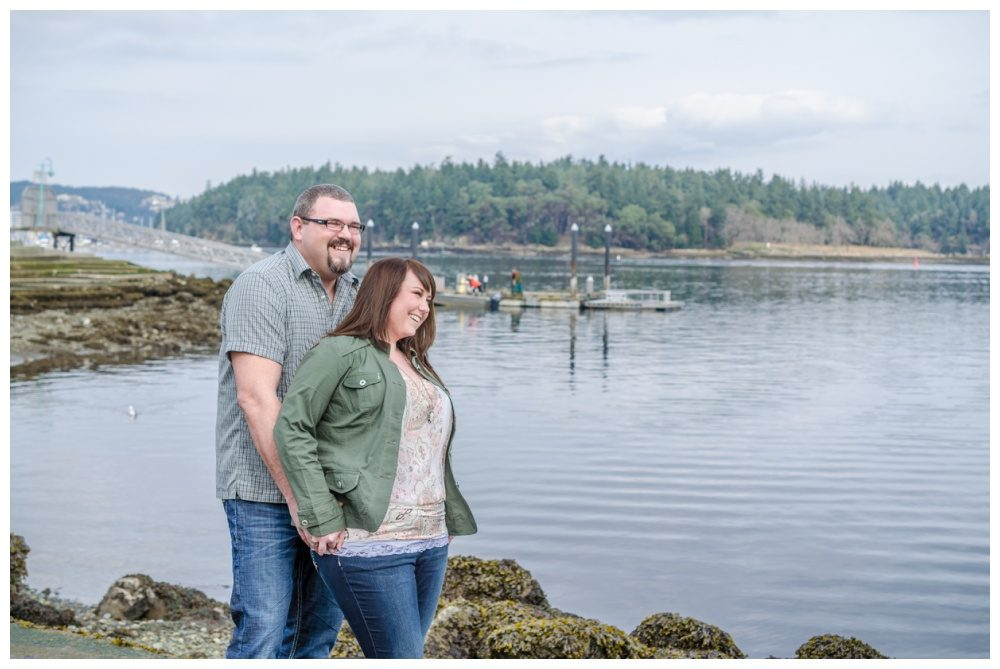 Best engagement photographers in Nanaimo