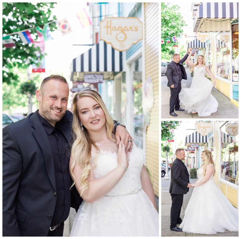 Downtown Nanaimo Wedding Locations