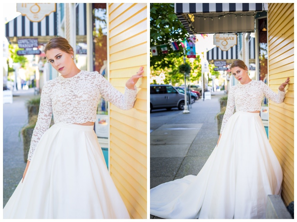 Downtown Nanaimo Wedding