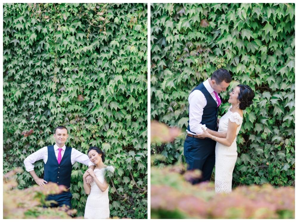 Intimate Wedding Photography Vancouver Island