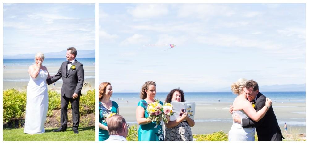 The Beach Club weddings parksville