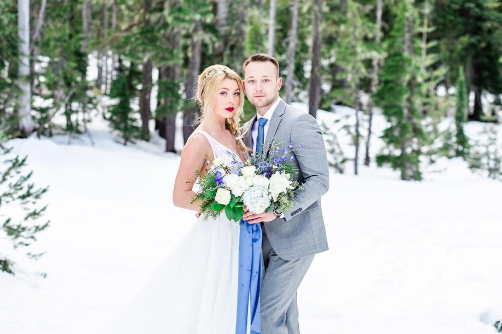 Vancouver Island Winter Wedding