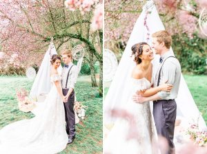 How to plan an elopement on Vancouver Island