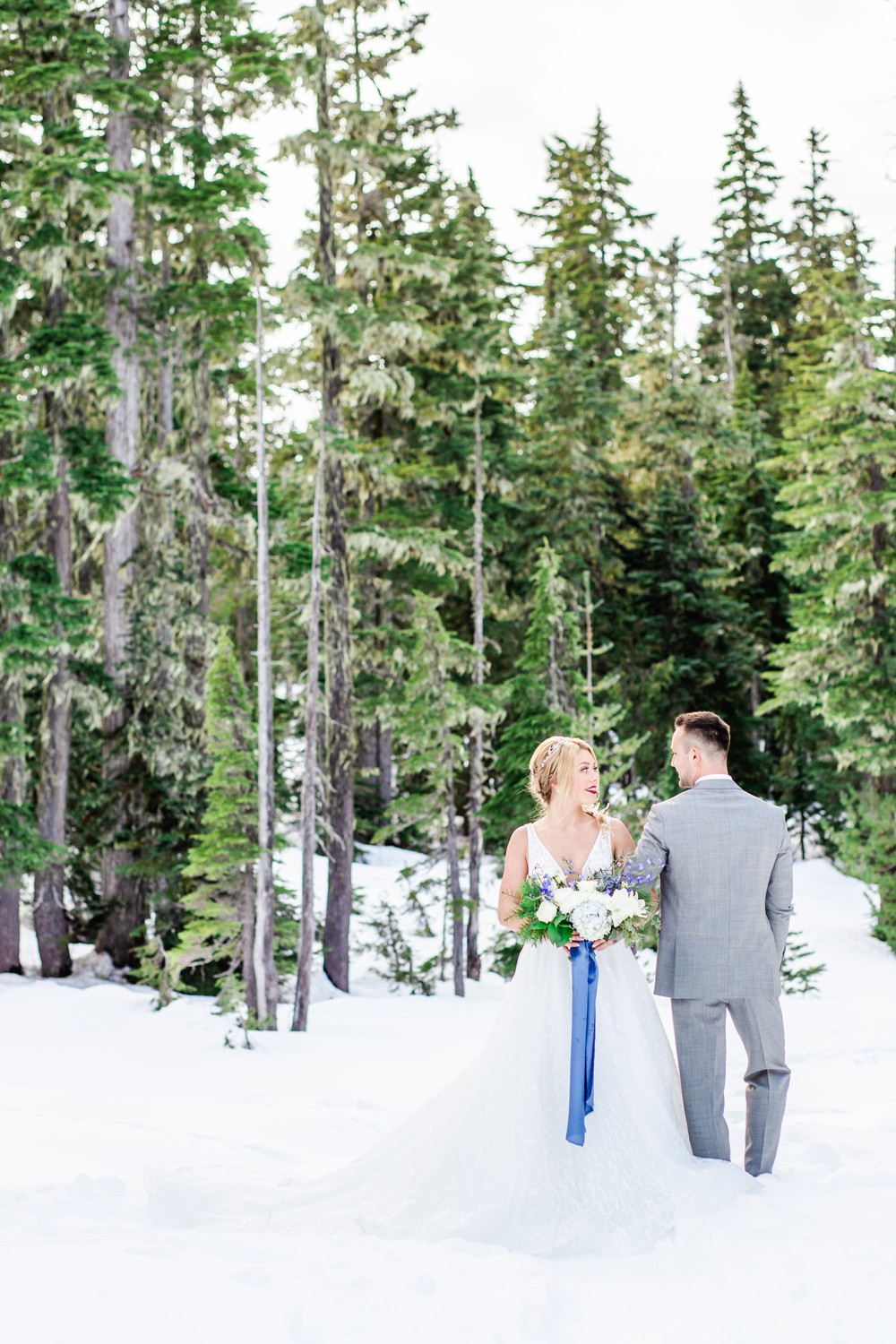 Eloping on Vancouver Island