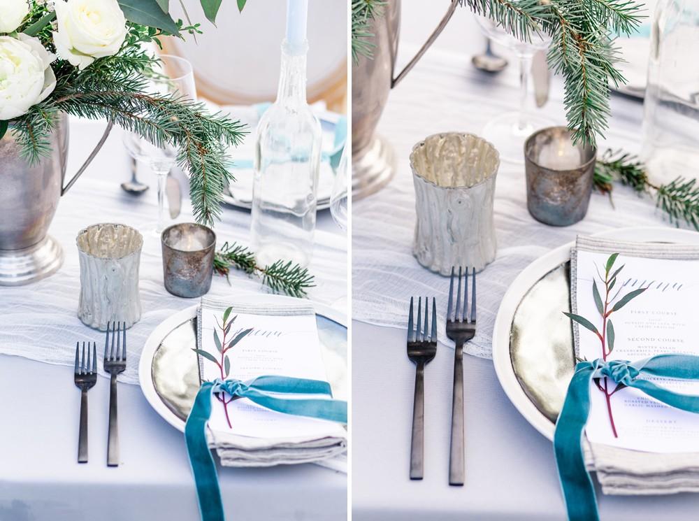 Winter Elopement West Coast Weddings