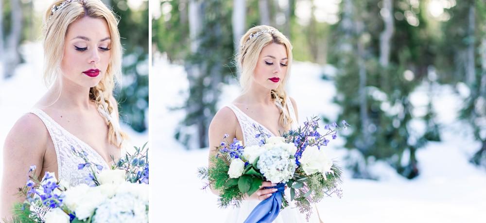 Strathcona Park winter elopement