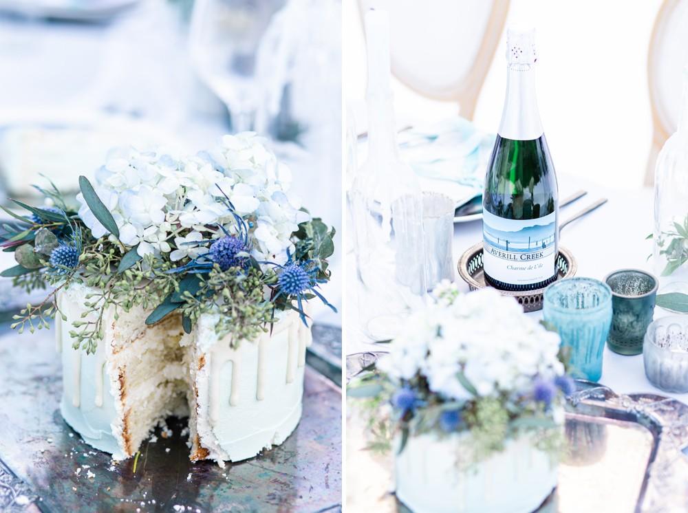 Averill Creek Wedding Bubbles